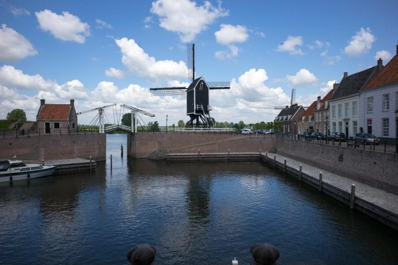 Alter Stadthafen Heusden