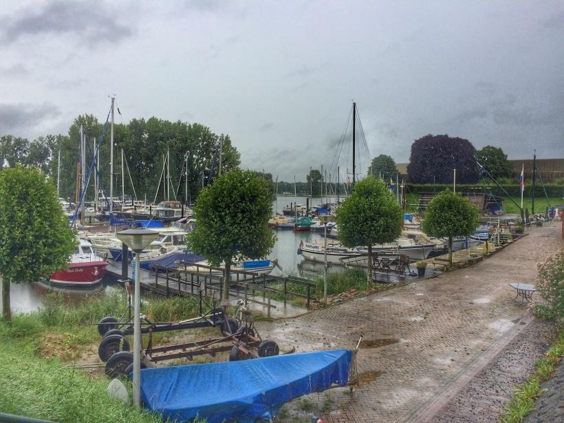 Hafen Grave