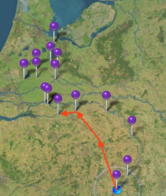 Track Tour Holland 2015-1