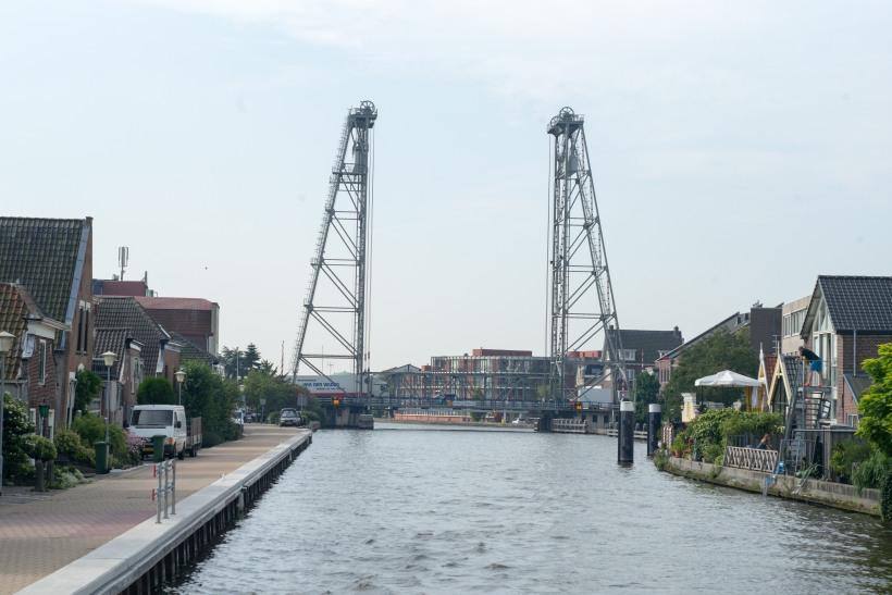 Hebebrücke Boskoop
