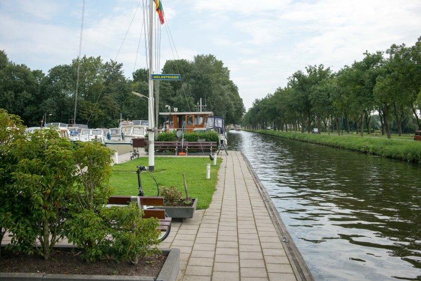 Hafen in Woerden