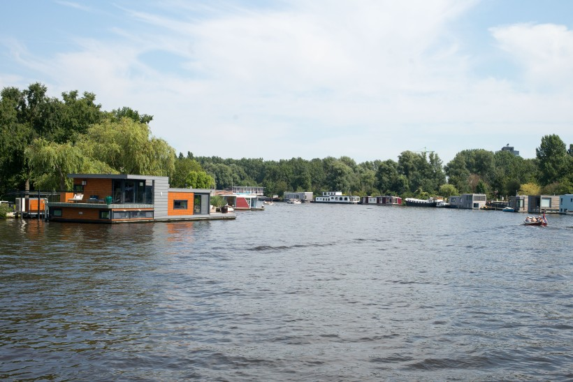Amstel bei Amsterdam