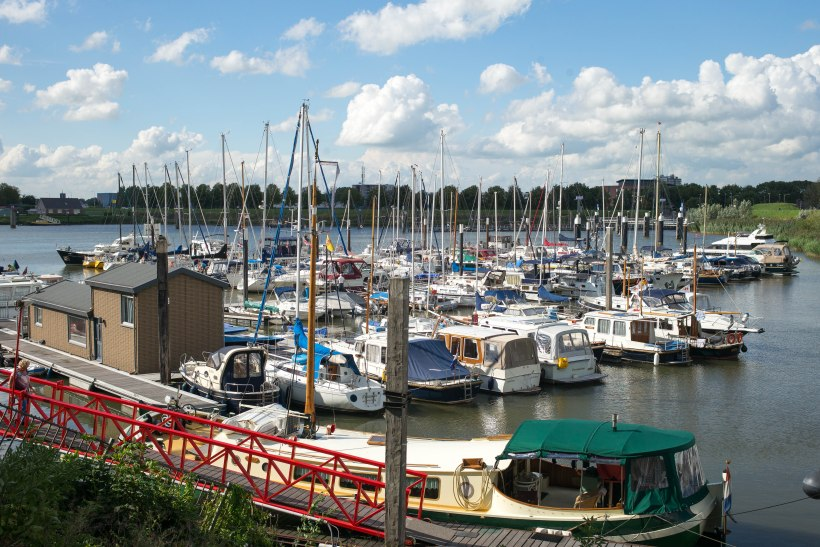 Hafen Merwede