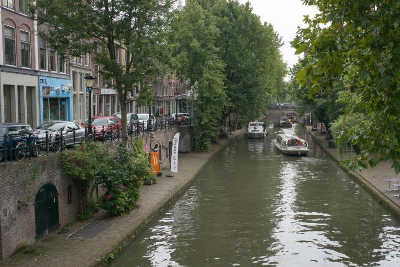 Oude Gracht in Utrecht