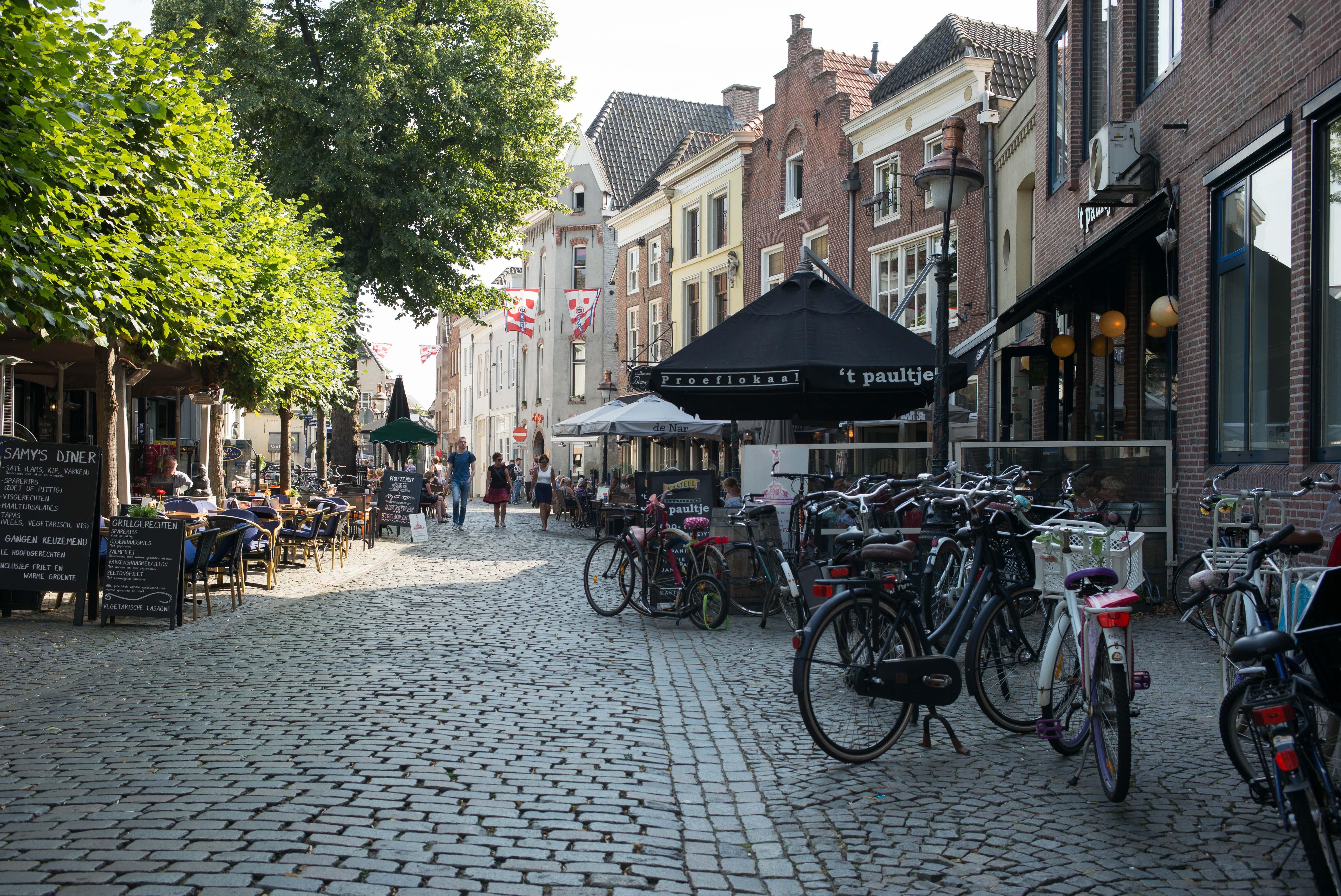 Zentrum 's-Hertogenbosch