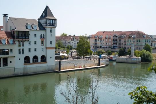 Hafen Cergy